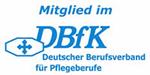 Mitglied im Deutschen Berufsverband für Pflegende